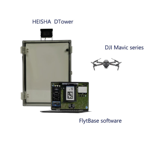 DTower -flytbase drone control system