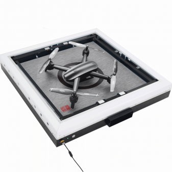 drone charging pad for open source drone