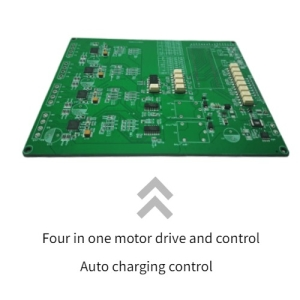 drone charging pad PCB control
