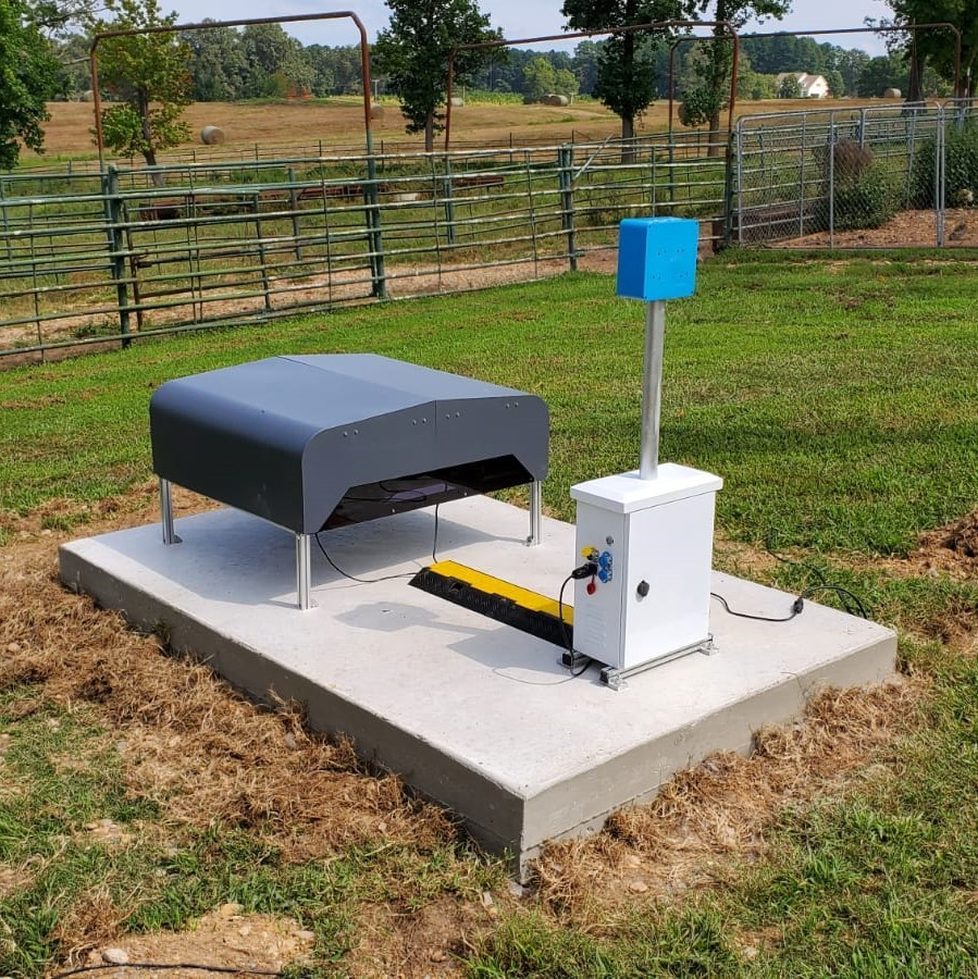 D.NEST-drone in the box for agriculture